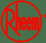 Rheem Hot Water Logo