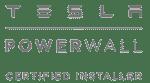 Tesla Powerwall Certified Installer Logo