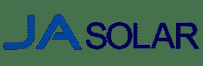 JA solar panels logo